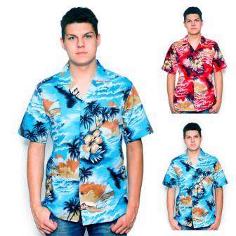 Hawaiihemd Aloha Island