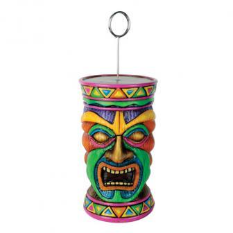 Fotohalter Tiki-Maske 15 x 6 cm