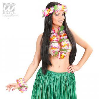 Hawaii-Schmuckset 3-tlg.