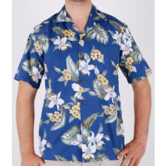 Original Hawaiihemd Aloha Garden
