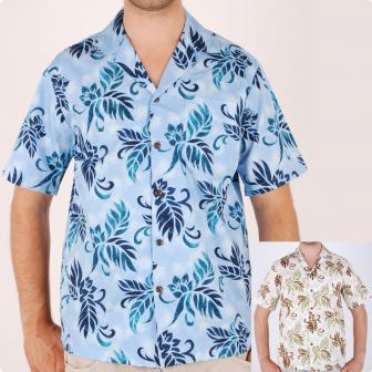 Original Hawaiihemd Floral Hawaiian Elegance