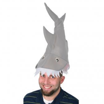 "Hut ""Bekloppter Hai"""