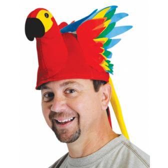 Hut Papagei