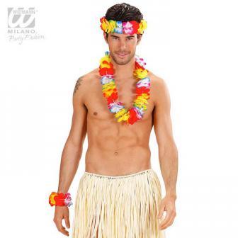 "Kostüm-Set ""Hula Hawaii"" 3-tlg."