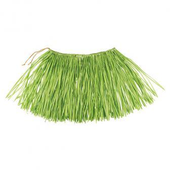 """Kurzer Bastrock """"Aloha"""" 40 cm-grün"""
