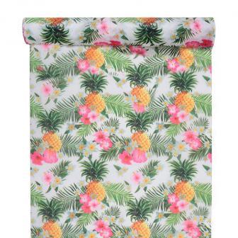 """Tischläufer """"Tropical Paradise"""" 5 m"""