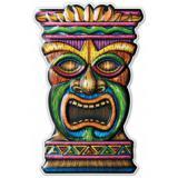 3D Tiki Maske 45 cm