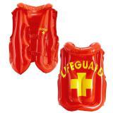 Aufblasbare Rettungsschwimmer-Weste 56 cm
