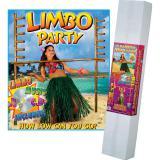 Limbo-Set aus Bambus mit Limbo-CD
