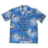 "Original Hawaiihemd ""Beautiful Deep Ocean"""