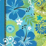 Servietten Aloha Blau 16er Pack