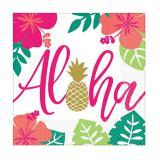 """Servietten """"Aloha Sommer"""" 16er Pack"""