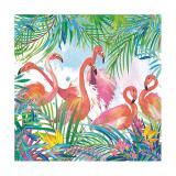 "Servietten ""Flamingo Paradies"" 20er Pack"
