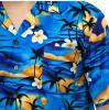 Hawaiihemd Luau Island-Detail