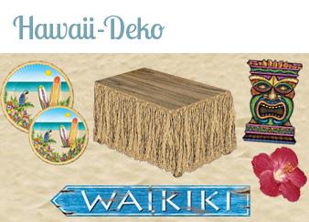 Hawaii-Deko
